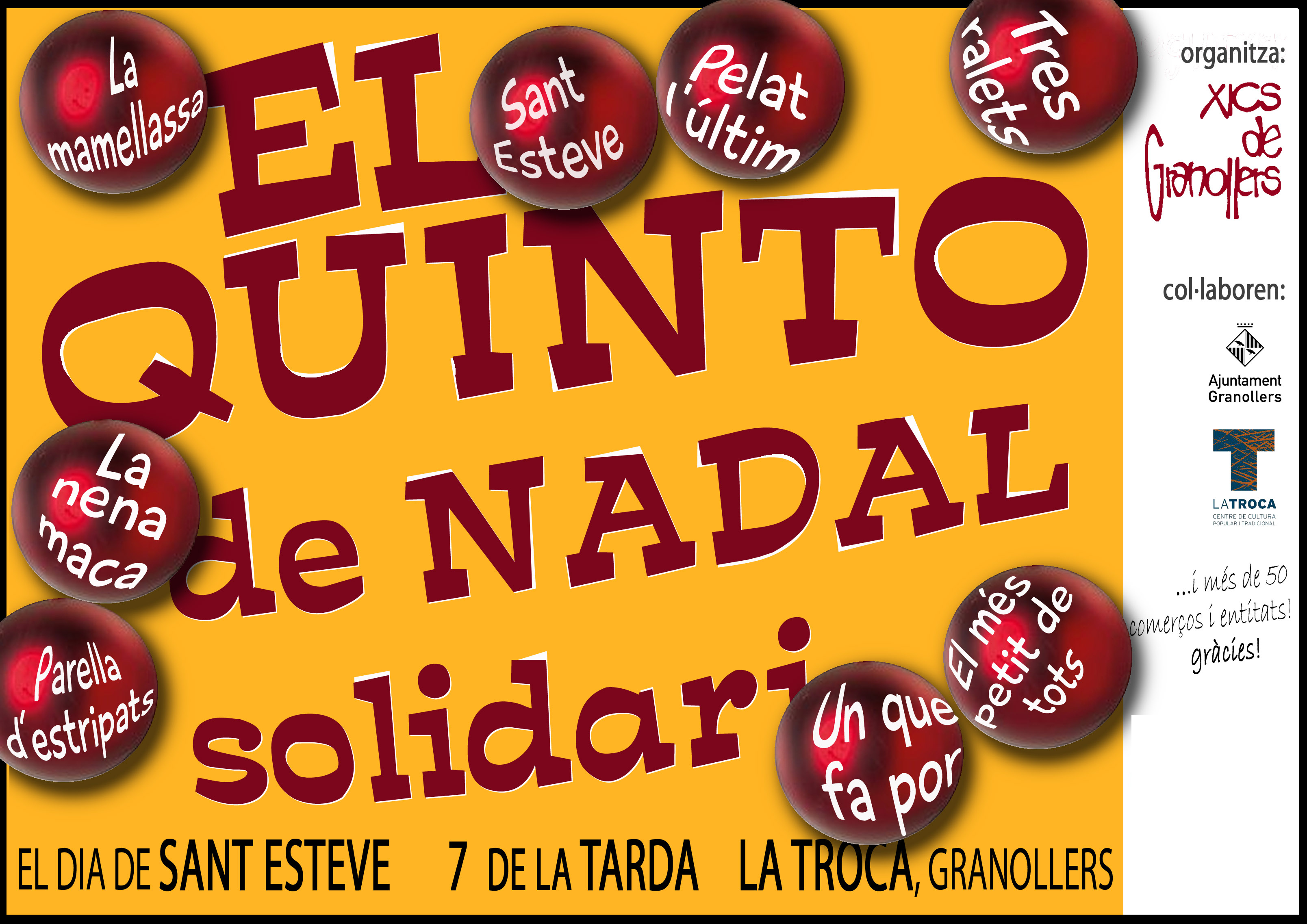 Quinto 2012 (cartell)