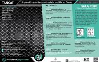 Exposició Tancat a l'Espai d'Arts de Roca Umbert