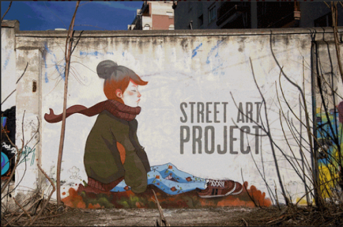 Street Art Project Google