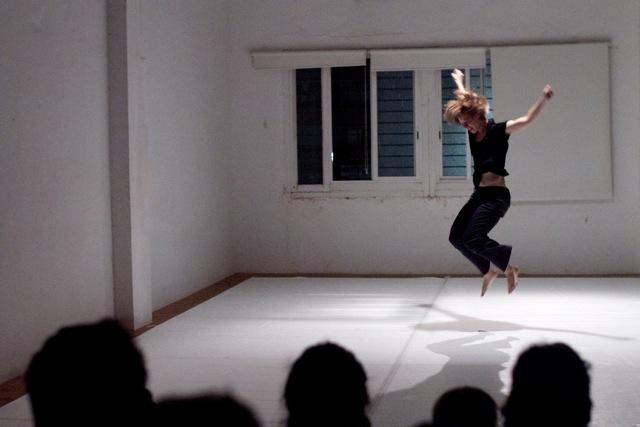 Urša Sekirnik foto de Cristina Domènech
