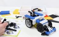 crea el teu primer robot