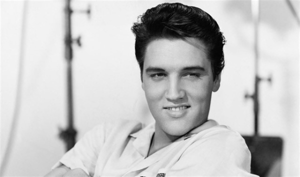 1912_Library_talks_Elvis_Presley