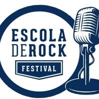 Logo Escola de Rock Festival micro