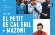 CartellMazoniPetitEril