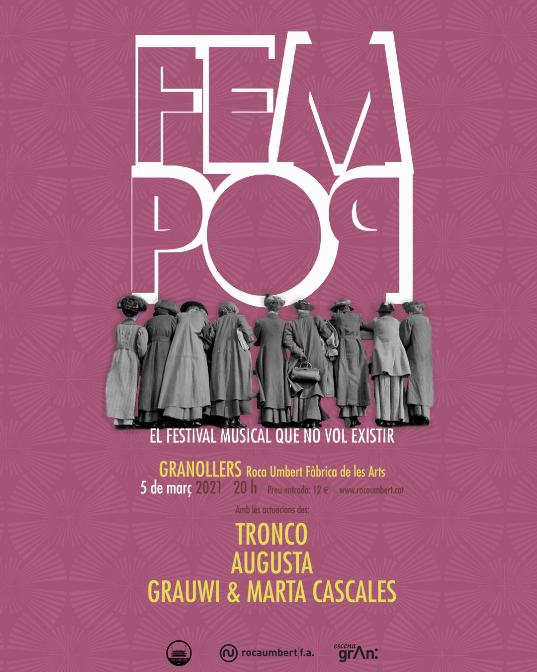 FEMPOP GRANOLLERS redes