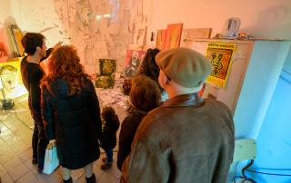 Mostra d'artsites residents
